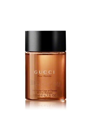 Dušas želeja Gucci Pour Homme 200ml Paveikslėlis 1 iš 1 2508950000550