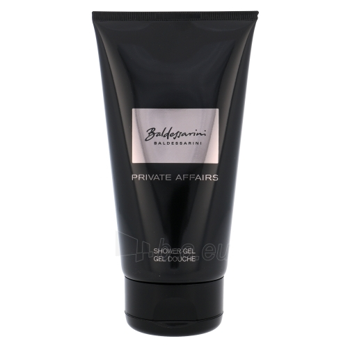 Dušo želė Hugo Boss Baldessarini Private Affairs Shower gel 150ml Paveikslėlis 1 iš 1 2508950000240