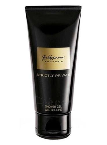 Dušo želė Hugo Boss Baldessarini Strictly Private Shower gel 150ml Paveikslėlis 1 iš 1 2508950000243