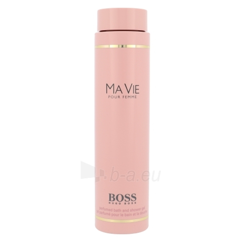 Shower gel Hugo Boss Boss Ma Vie Pour Femme Shower gel 200ml Paveikslėlis 1 iš 1 2508950001091