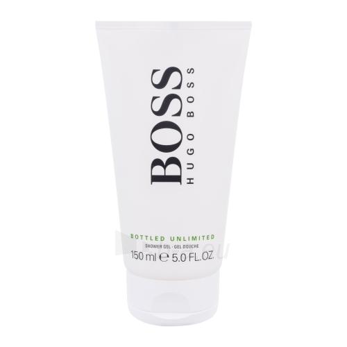 Dušo želė Hugo Boss No.6 Unlimited Shower gel 150ml Paveikslėlis 1 iš 1 2508950001161