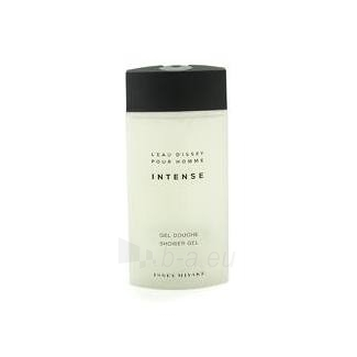 Shower gel Issey Miyake L´Eau D´Issey Intense Shower gel 200ml Paveikslėlis 1 iš 1 2508950000285