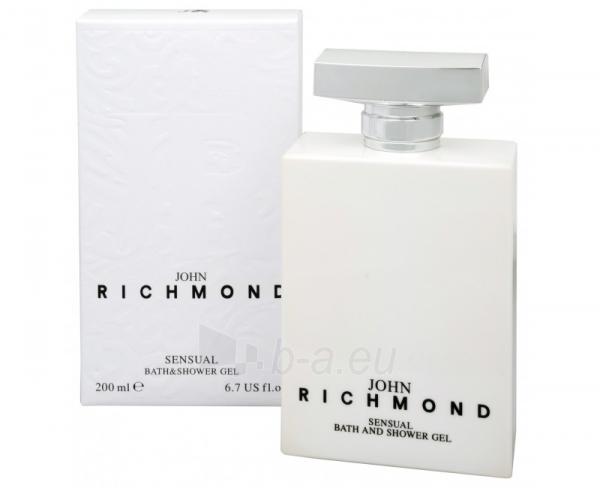 Dušo želė John Richmond John Richmond 200 ml Moteriška Paveikslėlis 1 iš 1 310820013781
