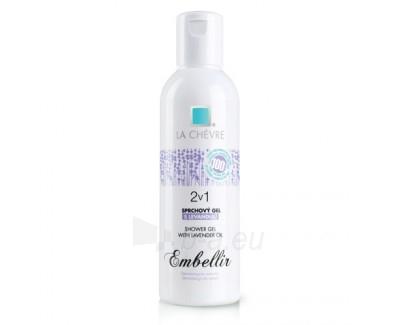 Dušas želeja La Chévre 2 in 1 Shower Gel With Lavender Oil 200 g Paveikslėlis 1 iš 1 2508950000914