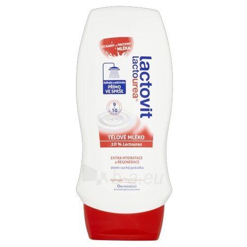 Dušo žele Lactovit Tělo Milk in Shower Lactourea ( Body Milk In-Shower) 230 ml Paveikslėlis 1 iš 1 310820167793