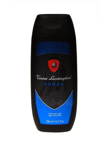 Shower gel Lamborghini Forza Shower gel 200ml Paveikslėlis 1 iš 1 2508950000662
