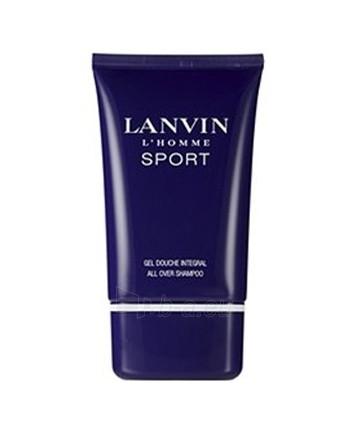 Shower gel Lanvin L Homme Sport Shower gel 100ml Paveikslėlis 1 iš 1 2508950000341