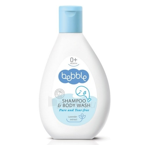 Dušo žele Lavena (Shampoo & Body Wash) 2in1 (Shampoo & Body Wash) 200 ml Paveikslėlis 1 iš 1 310820094685