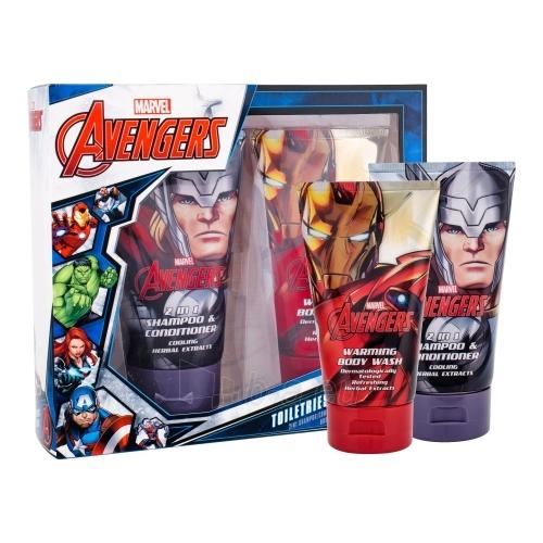 Dušo želė Marvel Avengers Shower gel 150ml Paveikslėlis 1 iš 1 310820122921