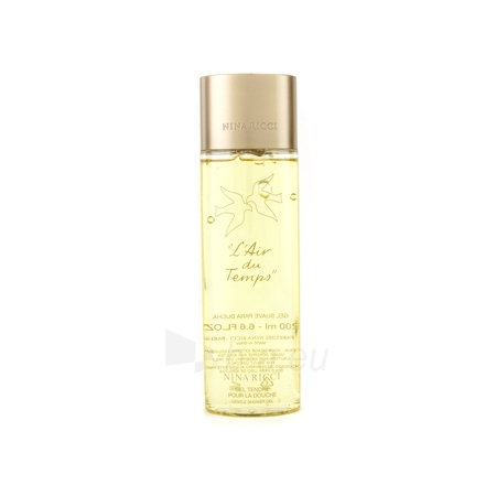 Shower gel Nina Ricci L´Air du Temps Shower gel 200ml Paveikslėlis 1 iš 1 2508950000383