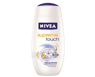 Dušo želė Nivea Supreme Touch 250ml Paveikslėlis 1 iš 1 2508950000875