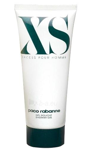 Dušo želė Paco Rabanne XS Shower gel 150ml Paveikslėlis 1 iš 1 2508950000406