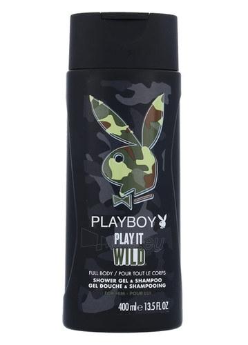 Dušas želeja Playboy Play It Wild Shower gel 400ml Paveikslėlis 1 iš 1 310820025030