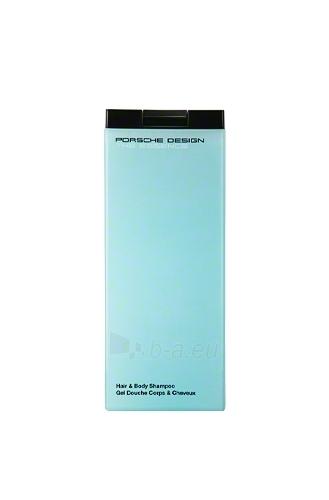 Dušo želė Porsche Design The Essence Shower gel 200ml Paveikslėlis 1 iš 1 2508950000411