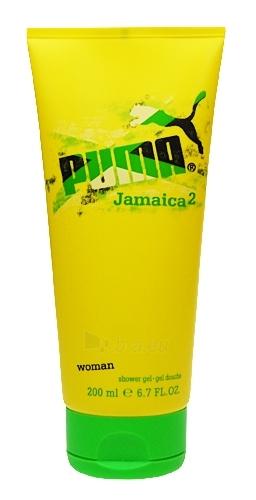 Shower gel Puma Jamaica 2 Shower gel 200ml Paveikslėlis 1 iš 1 2508950000420
