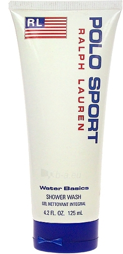 Shower gel Ralph Lauren Polo Sport Shower gel 125ml Paveikslėlis 1 iš 1 2508950000424