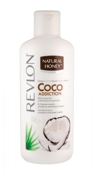 Dušo želė Revlon Natural Honey Coco Addiction Shower Gel 650ml Paveikslėlis 1 iš 1 310820179564