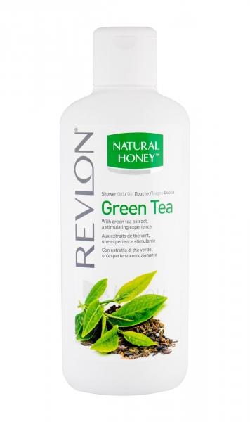 Dušo želė Revlon Natural Honey Green Tea Shower Gel 650ml Paveikslėlis 1 iš 1 310820179563