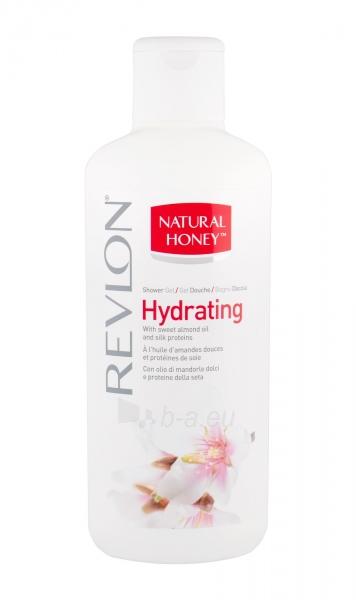 Dušo želė Revlon Natural Honey Hydrating Shower Gel 650ml Paveikslėlis 1 iš 1 310820179560