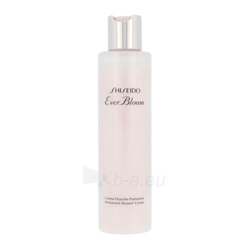 Dušo žele Shiseido Ever Bloom Shower Cream 200ml Paveikslėlis 1 iš 1 310820023989