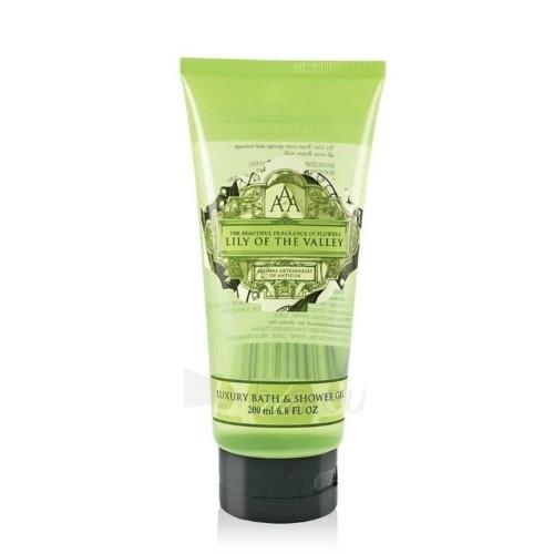 Dušo žele Somerset Toiletry Luxury shower gel Konvalinka (Luxury Bath & Shower Gel) 200 ml Paveikslėlis 1 iš 1 310820107935