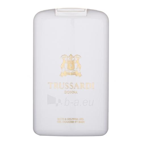 Dušas želeja Trussardi Donna 2011 Shower gel 200ml Paveikslėlis 1 iš 1 2508950001026