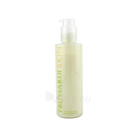 Shower gel Trussardi Skin Shower gel 200ml Paveikslėlis 1 iš 1 2508950000445