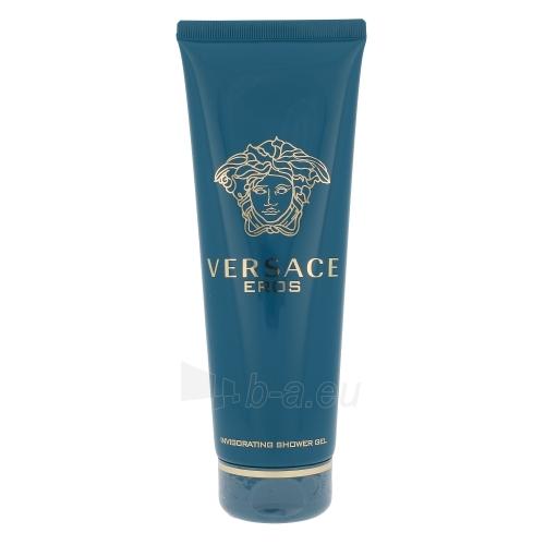Dušo želė Versace Eros Shower gel 250ml Paveikslėlis 1 iš 1 2508950001124