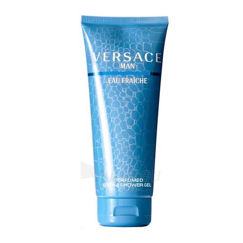 Shower gel Versace Man Eau Fraiche Shower gel 100ml Paveikslėlis 1 iš 1 310820025052