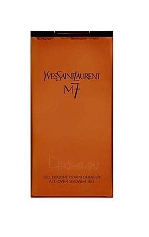 Shower gel Yves Saint Laurent M7 Shower gel 200ml Paveikslėlis 1 iš 1 2508950000462