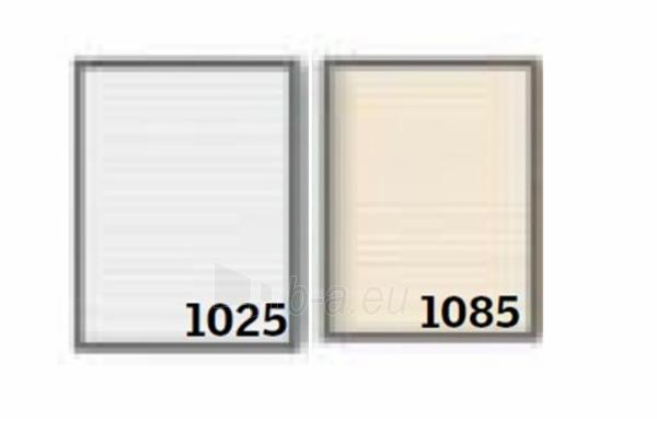Dviguba užuolaidėlė DFD UK08 134x140 cm. standartinė Paveikslėlis 2 iš 2 310820026738