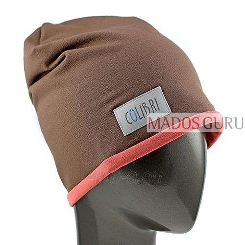 Dviguba vaikiška kepurė VKP078 Paveikslėlis 1 iš 2 301162000142