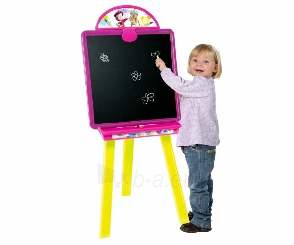 Dvipusė piešimo - magnetinė lenta | Maša ir lokys | Smoby Paveikslėlis 1 iš 5 250710300432