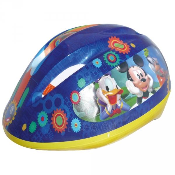 Dviratininko šalmas 3D Disney Mickey Paveikslėlis 1 iš 1 310820083271