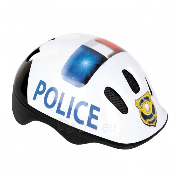 Dviratininko šalmas Spokey POLICE Paveikslėlis 1 iš 2 310820011858