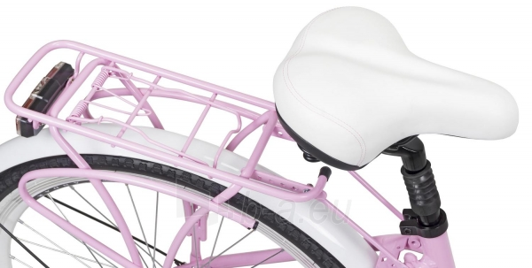 Dviratis AZIMUT Sarema ALU 26 3-speed 2021 pink Paveikslėlis 5 iš 5 310820242334