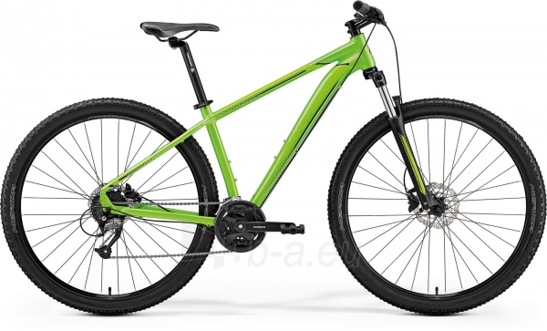 Dviratis Merida BIG.NINE 40-D 2019 lite green XL(21) Paveikslėlis 1 iš 1 310820167206
