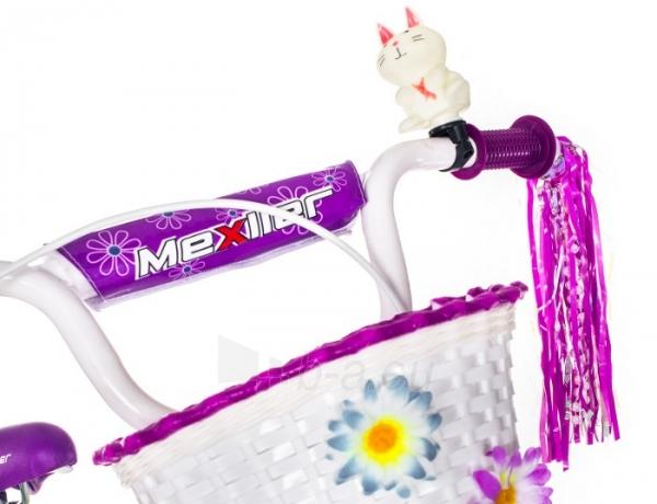 Dviratis Mexller Sisi 16 2014 lilac Paveikslėlis 5 iš 5 310820117587