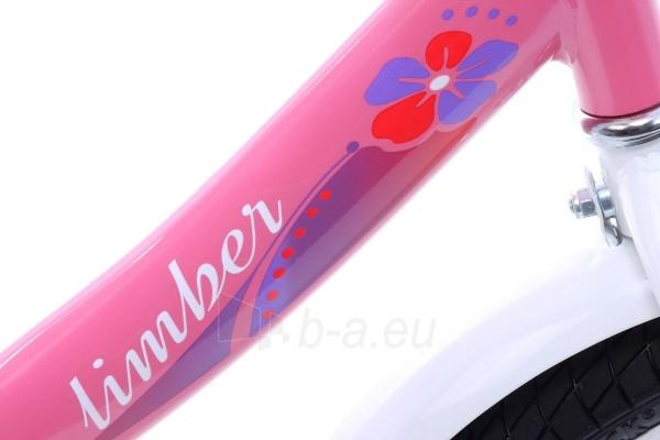 Dviratis Monteria Limber 20 bright pink Paveikslėlis 1 iš 5 310820249790