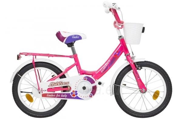 Dviratis Monteria Limber 20 neon pink Paveikslėlis 1 iš 6 310820250860