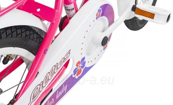 Dviratis Monteria Limber 20 neon pink Paveikslėlis 4 iš 6 310820250860
