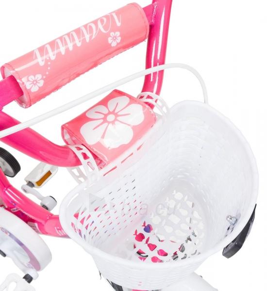 Dviratis Monteria Limber 20 neon pink Paveikslėlis 6 iš 6 310820250860