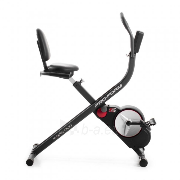 Dviratis Treniruoklis ProForm X-Bike Duo Paveikslėlis 3 iš 3 310820199701