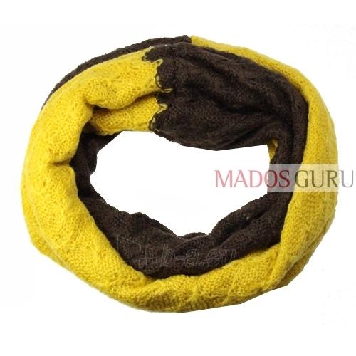 Dvispalvis megztas scarf MSL429 Paveikslėlis 1 iš 1 30063100396