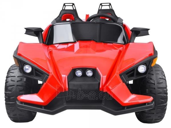 Dvivietis elektromobilis Buggy , baltas Paveikslėlis 6 iš 12 310820193311