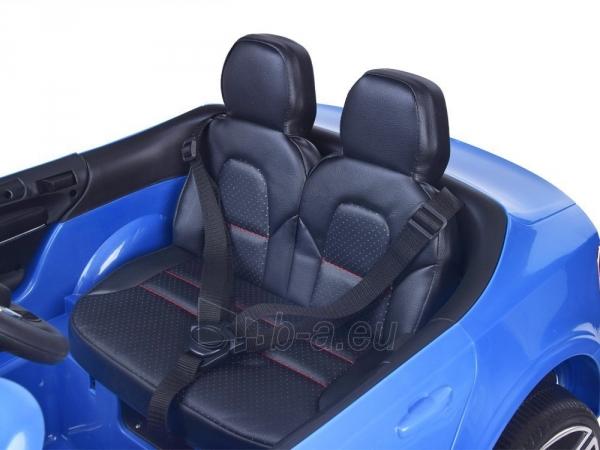 Dvivietis elektromobilis Volvo S90, mėlynas Paveikslėlis 8 iš 13 310820193384