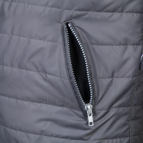 Dygsniuota moto striukė su apsaugomis W-Tec Grodis Black Paveikslėlis 4 iš 10 310820218046