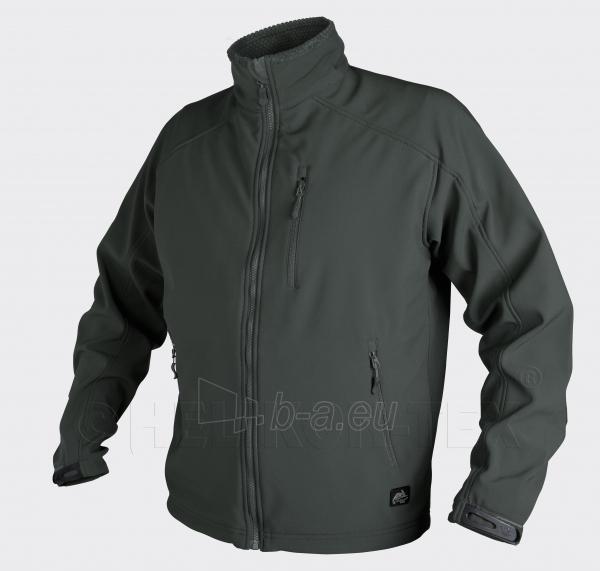 Džemperis Helikon DELTA Jacket Shark Skin, jungle green Paveikslėlis 1 iš 1 251510300064