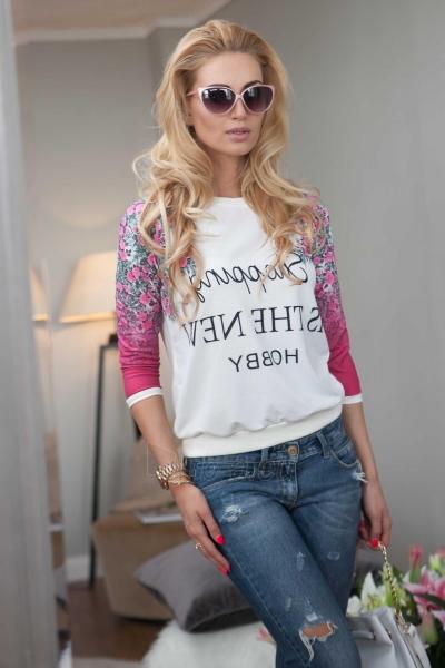 Džemperis Muna (rožinės spalvos) Paveikslėlis 1 iš 4 310820046570