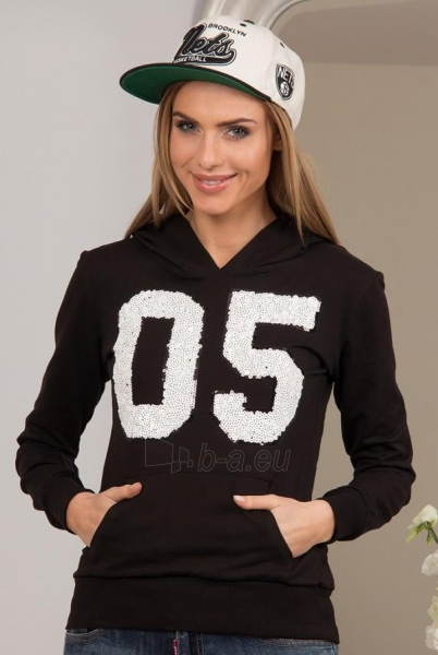 Džemperis Pramo (juodos spalvos) Paveikslėlis 1 iš 3 310820032470